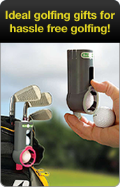 ideal golfing gifts for hassle free golfing!